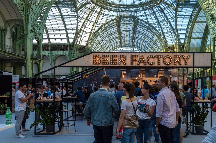 A taste of Paris in het Grand Palais
