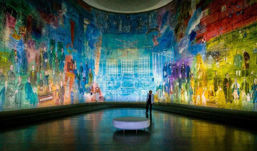 Gratis Museum Parijs: Musée d'Art moderne de la Ville de Paris