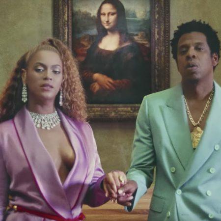 Het Louvre: Apes**t rondleiding geïnspireerd door Beyoncé en Jay-Z