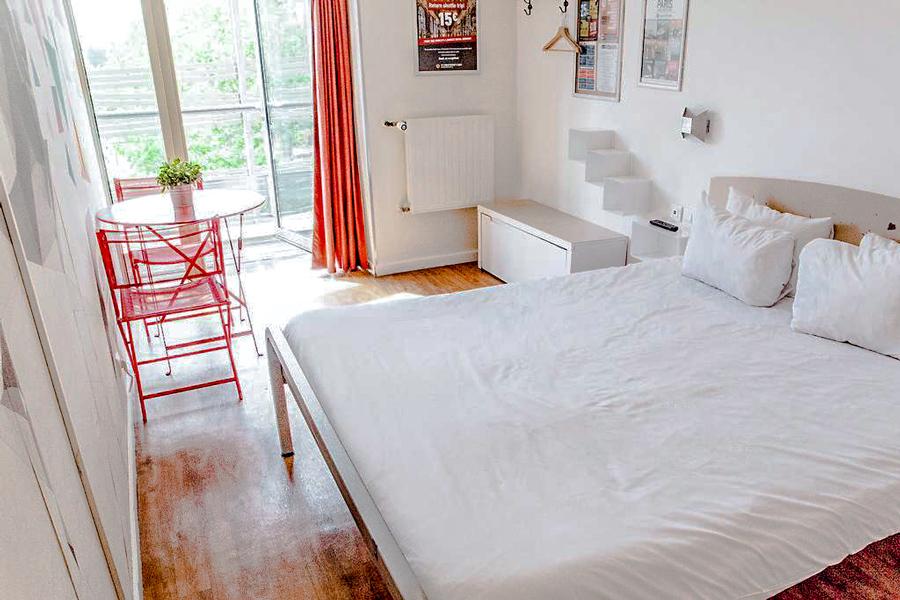 Hostel Parijs goedkoop overnachten in Parijs