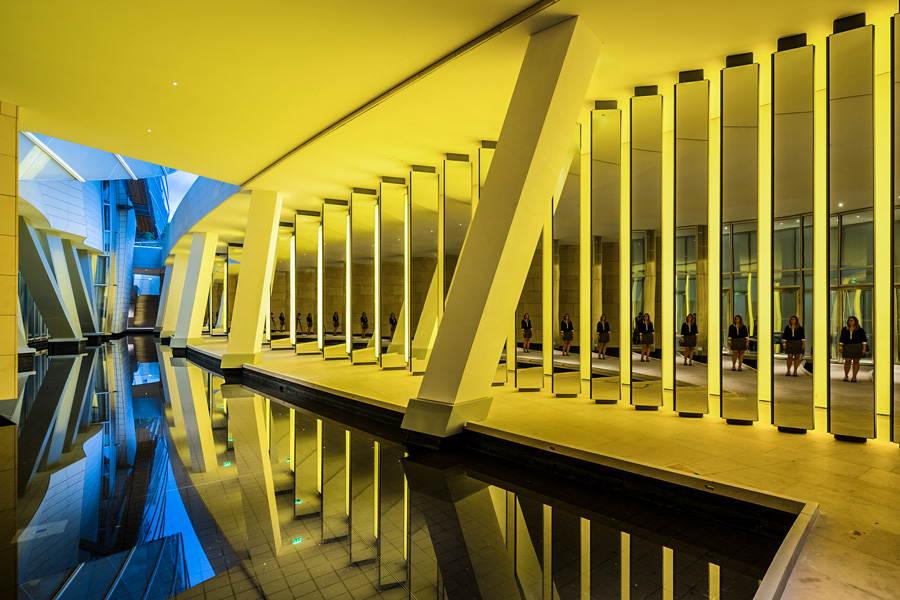 Fondation Louis Vuitton Parijs Museum
