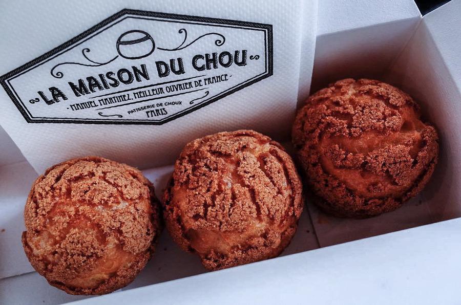 La Maison du Chou Restaurantje Parijs