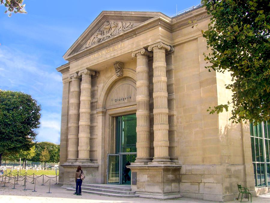 Musée de l'Orangerie Parijs museum Rodin