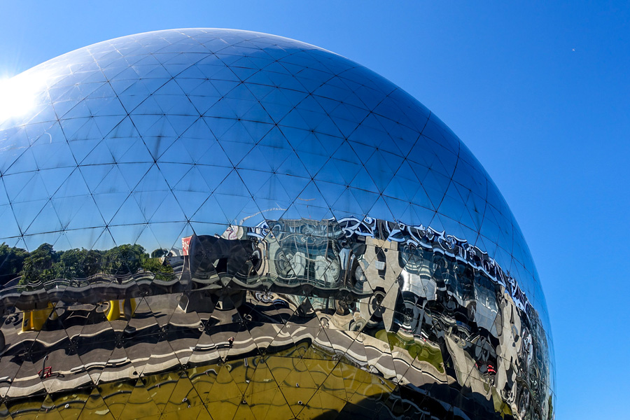 Museum Parijs Cité des Sciences et de l'Industrie