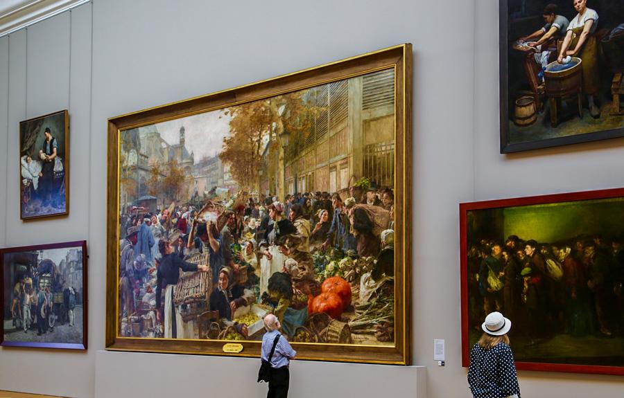 Petit Palais Parijs Gratis Museum