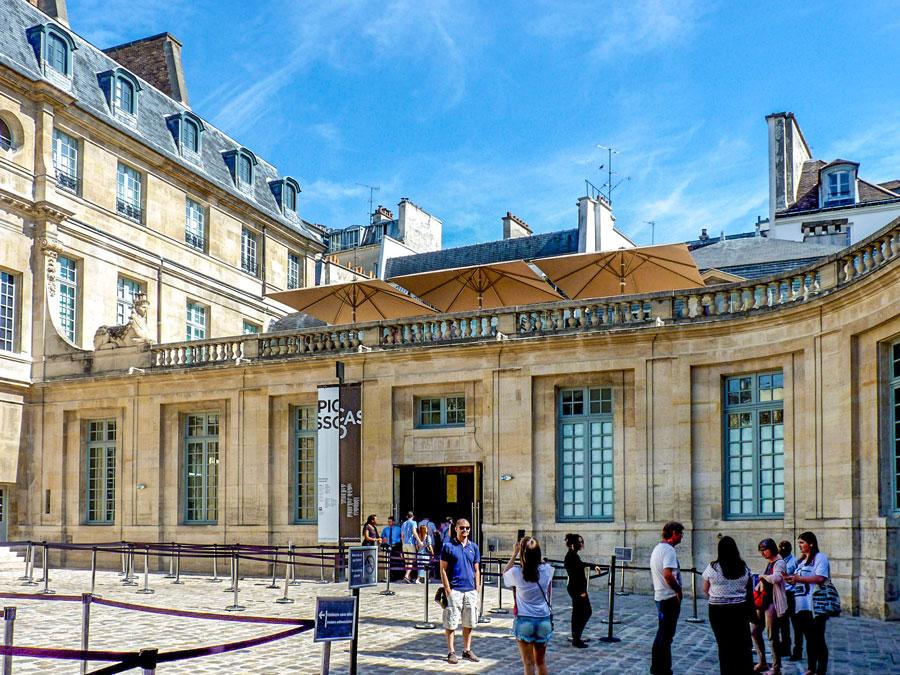 Picasso Musuem Parijs Hôtel Salé