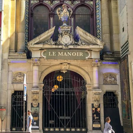 Le Manoir de Paris: Het gevreesde spookhuis van Parijs