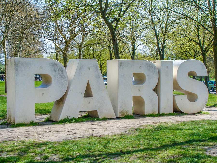 Parc Floral in het Bois de Vincennes