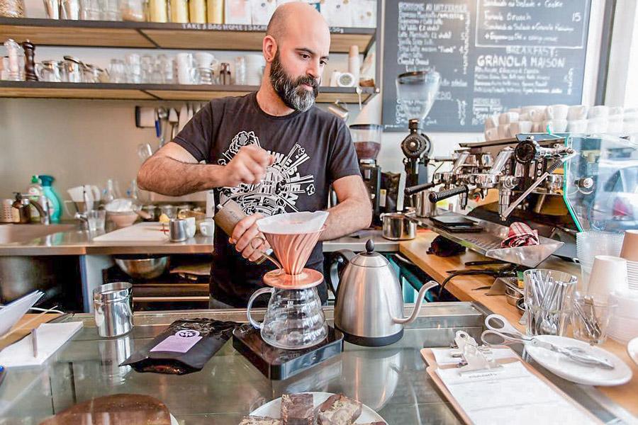 Radiodays Koffie Parijs Canal Saint Martin