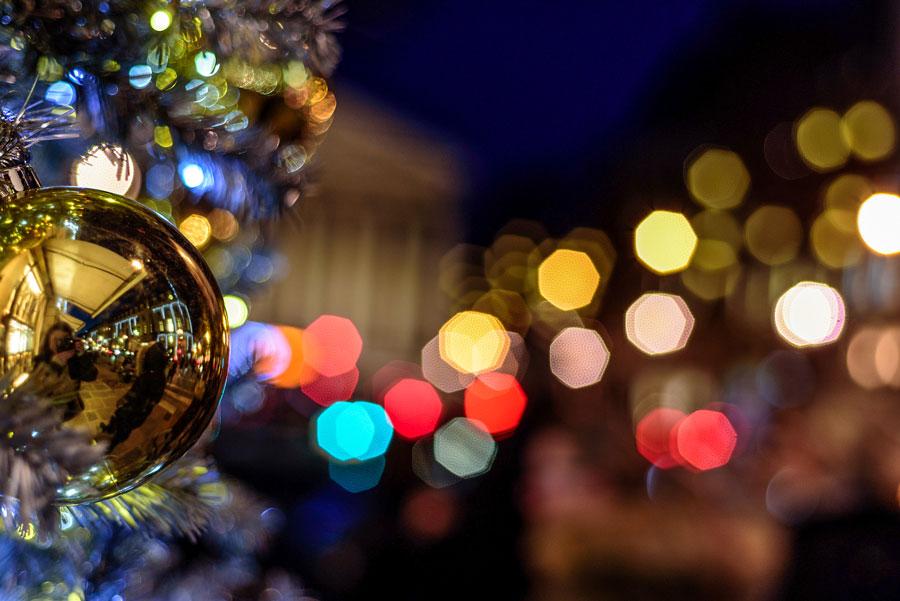 Kerst Parijs
