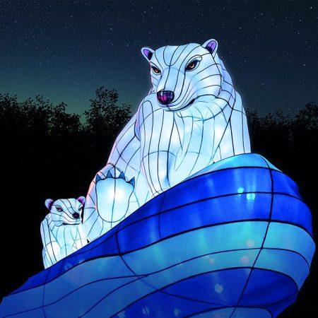Jardin des Plantes – Winter lichtfestival!