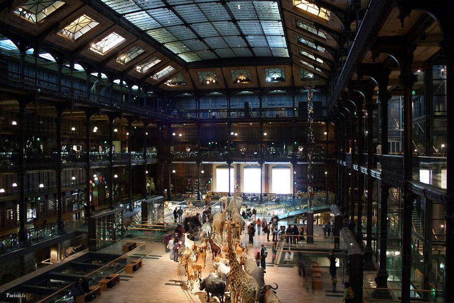 galerie de l'évolution Parijs