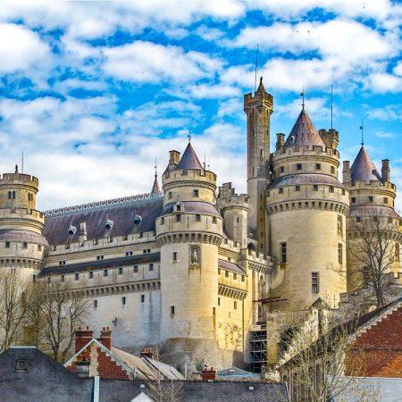 Kasteel van Pierrefonds: tip voor onderweg naar Parijs