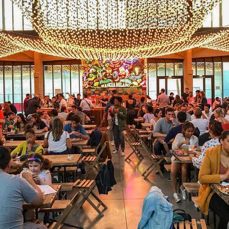 La Felicità   De Foodhallen van Parijs