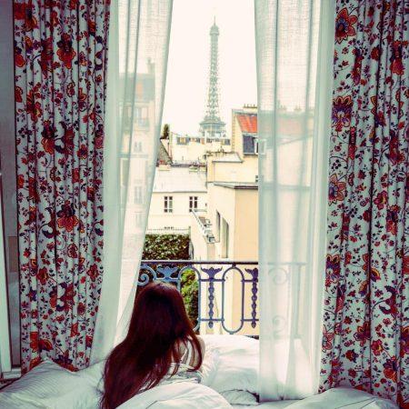 Hotels met uitzicht op de Eiffeltoren 😍