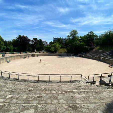 Arena van Lutetia
