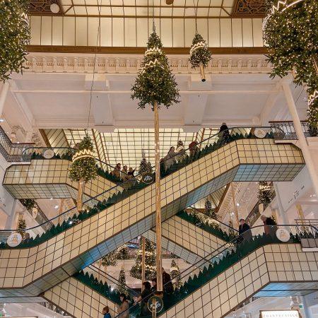 Mooiste Kerstversiering in Parijs